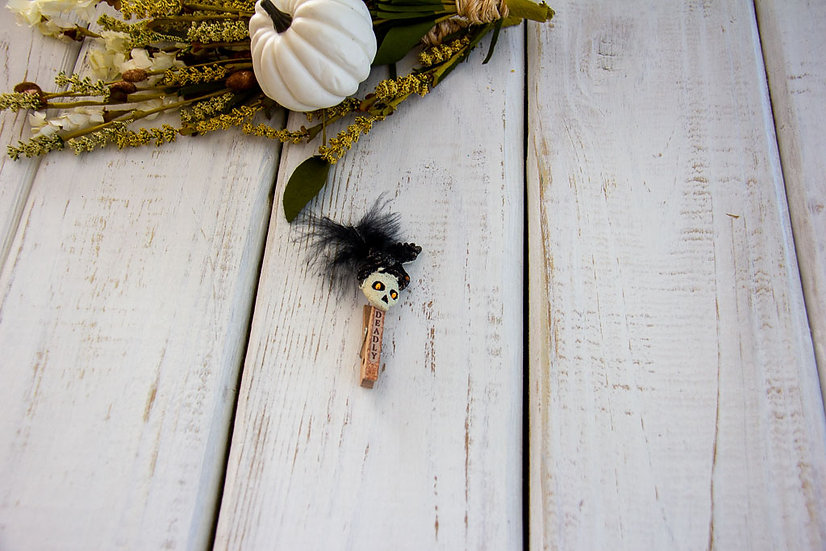 Halloween Clip - Gift Wrap Accessory