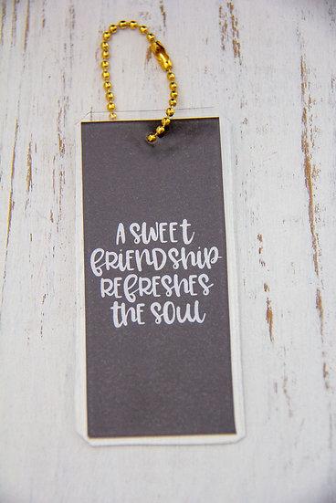 Sweet Friendship - Premium Gift Tag