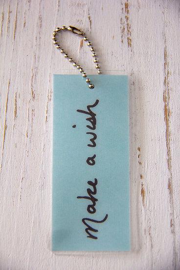 Make a Wish - Premium Gift Tag