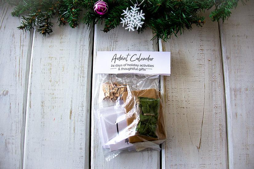 Farmhouse Advent Calendar - Small