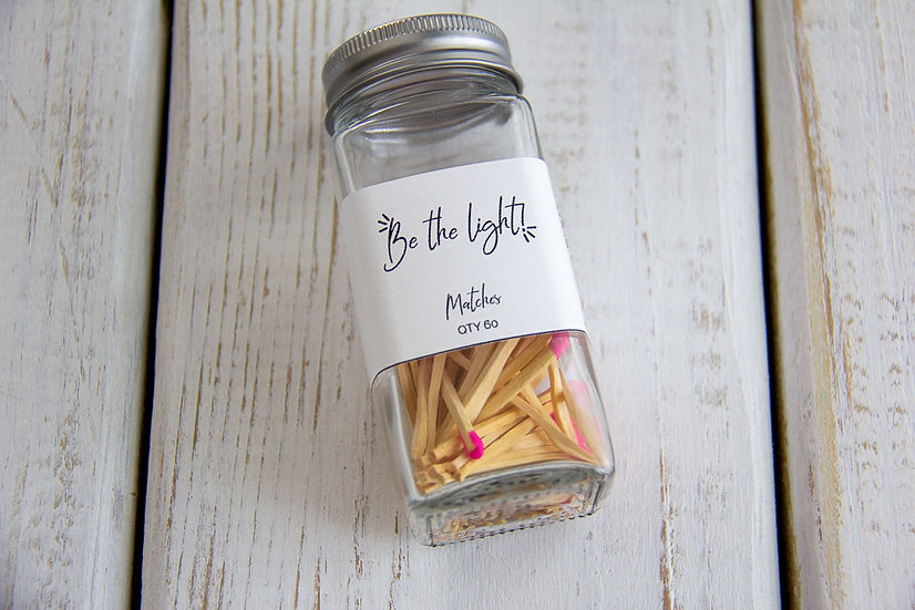 Be the Light - Matches