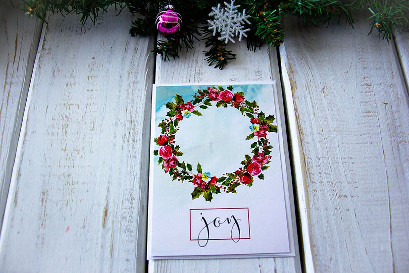 Joyful Home Greeting Card