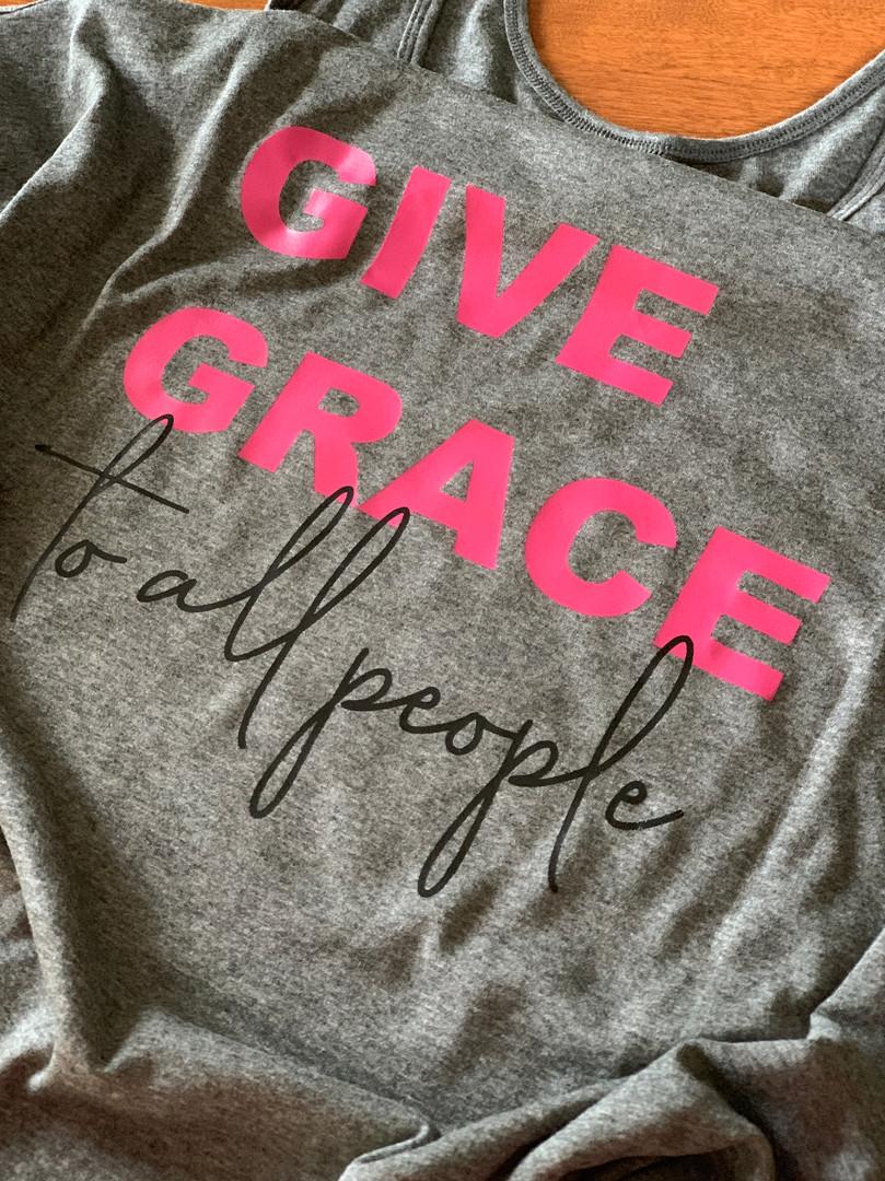 Give Grace Tank