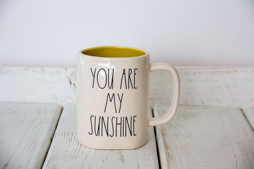 You Are My Sunshine - Rae Dunn Mug