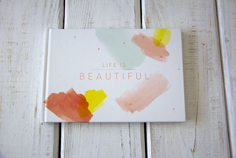 Life is Beautiful - Gift Book