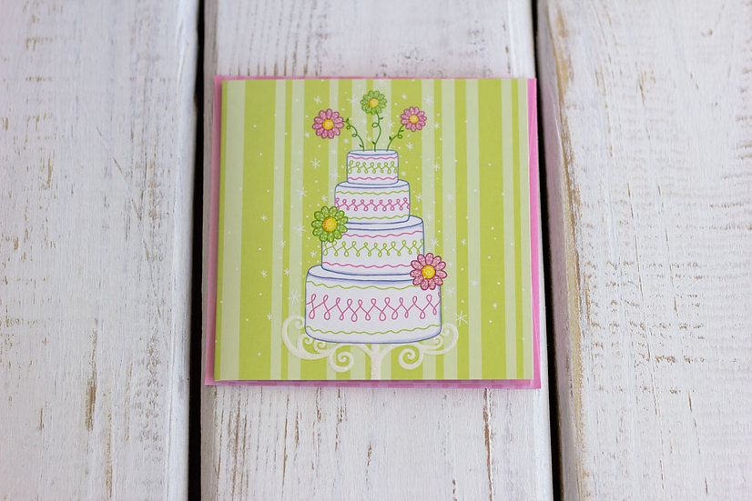 Congratulations (Wedding) - Pop Up - Greeting Card