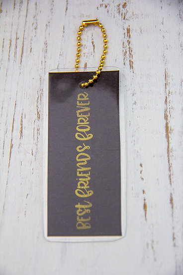 Best Friends Forever - Premium Gift Tag