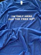 Free wifi tee