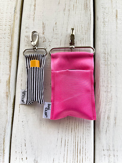 Lip Balm and Sanitizer Holders - Various Styles