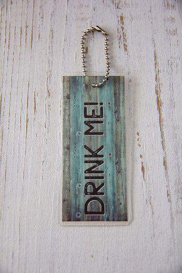 Drink Me - Premium Gift Tag