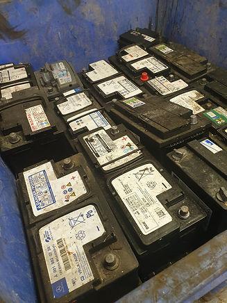 car batteries bought for cash