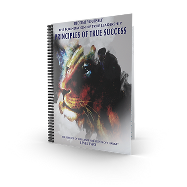 School of Influence Level 2 Workbook
