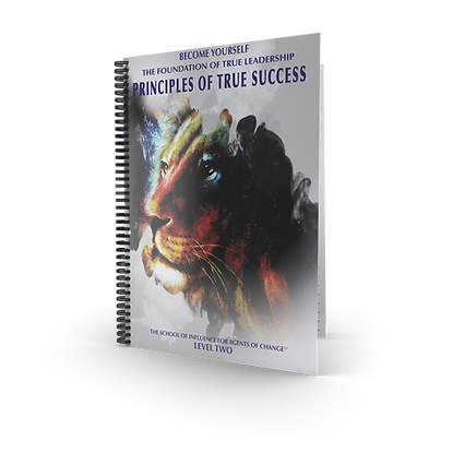 School of Influence Levels 1&2 Workbook