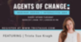 Agents For Change Webinar
