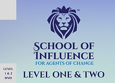 School of Influence Levels 1&2 DVDs