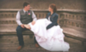 Married_couple_wedding_Natural_Tunnel_St