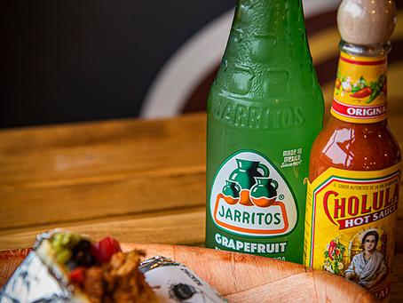Oh we do love a good burrito!