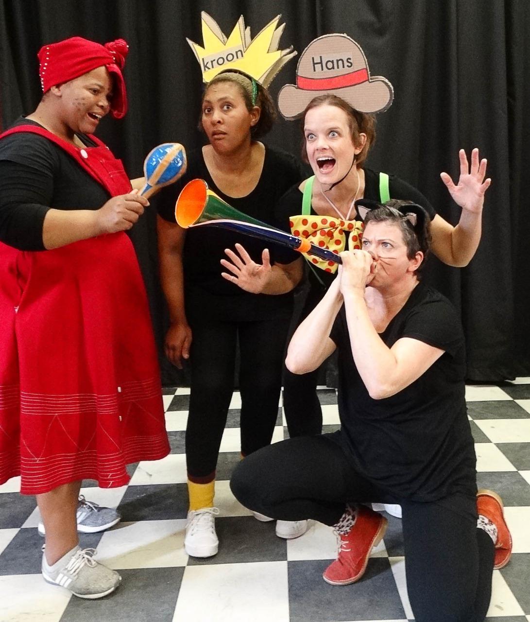 Die Gestewelde Kat vuvuzela