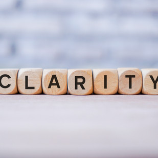 Stuck? Three Steps To Clarity