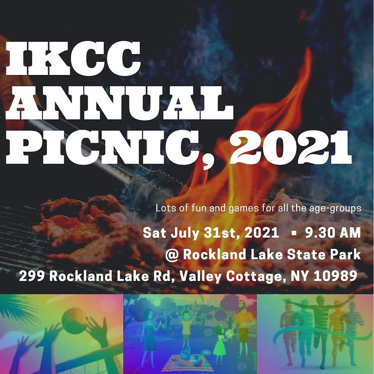 IKCC Annual Picnic, 2021