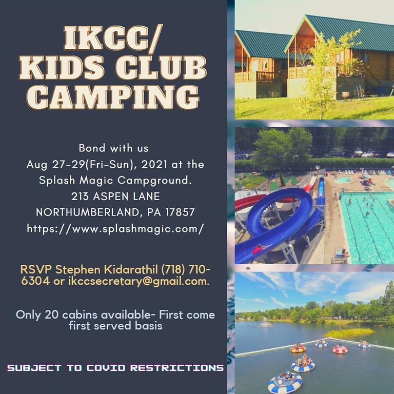 IKCC 2021 Kids Club Camping