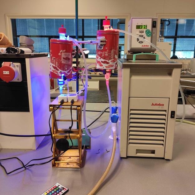 photo-RAFT reactor