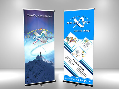 Roll-up Banner 85