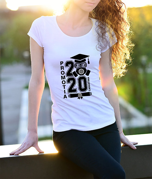 Tricou dama - Promotia 2020