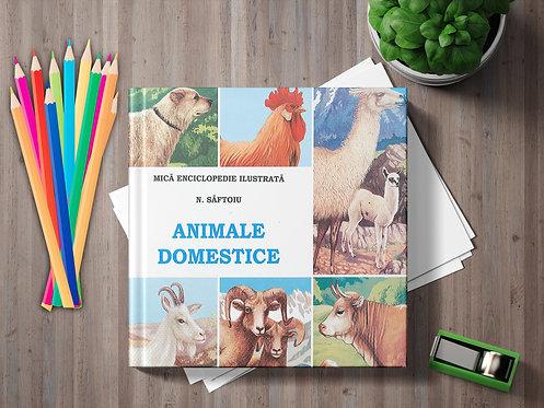 Animale Domestice - Mica Enciclopedie