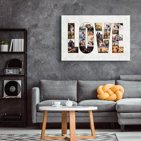 Tablou canvas personalizat 70x100 cm