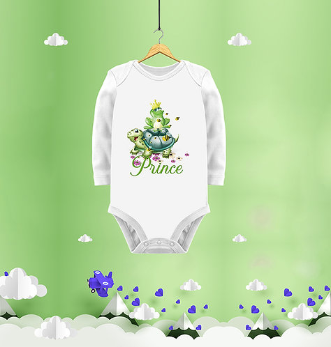 Body baietel Frog Prince