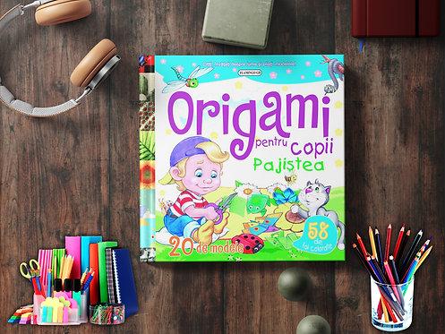 Origami pentru copii – Pajistea