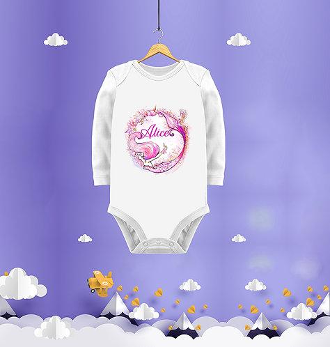 Body personalizat prenume bebe