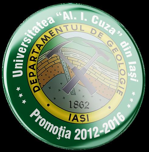 Insigna Personalizata (1-5 buc)