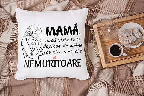 Perna personalizata pentru mama