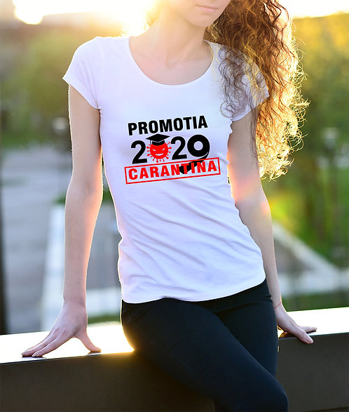 Tricou Absolvent 2020