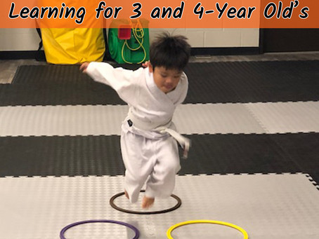 The Benefits of Game Based Learning 3-4 Year Olds