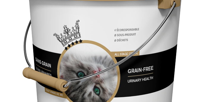 Chat Sans Grains - 38% protéine / 18% gras