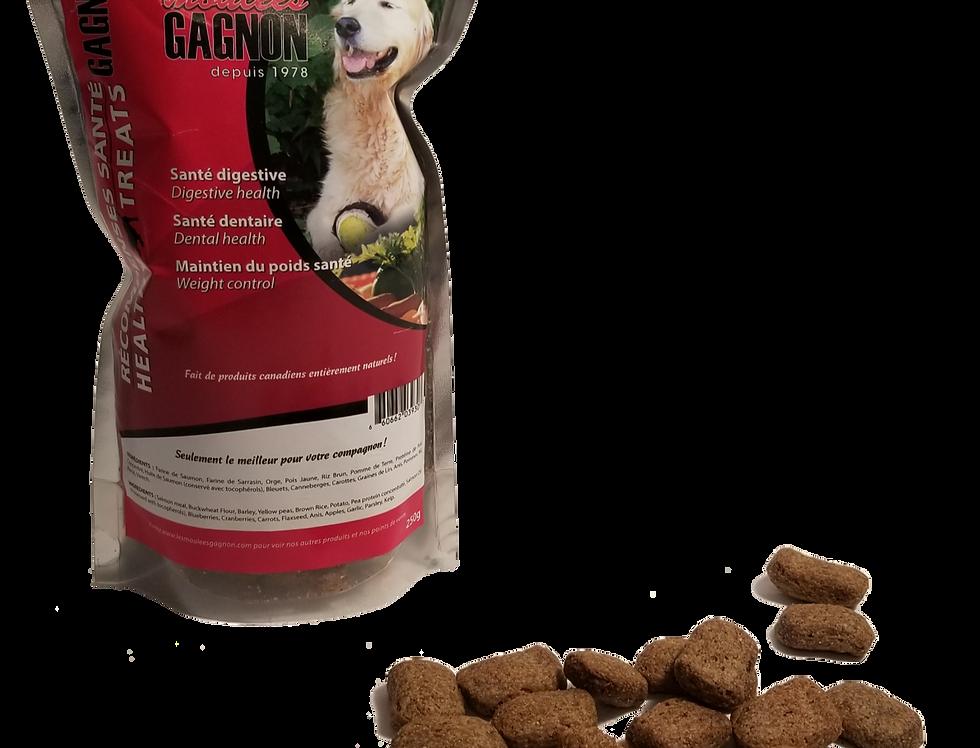 Biscuit Santé - Saumon