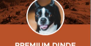 -Premium Dinde  12lbs