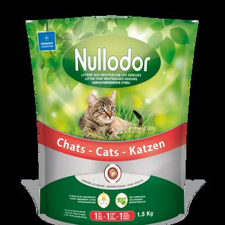 Chats Litière Nullodor