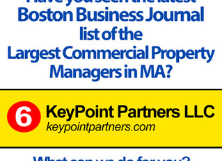 KPP stays at 6th in Boston Business Journal Largest Commercial Property Managers List