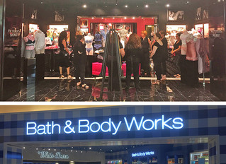 New Victoria's Secret, Bath & Body Works Open at University Mall, Vermont