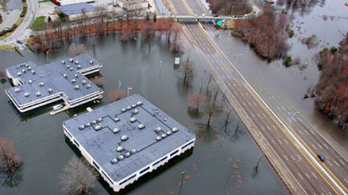 Warwick, RI flood