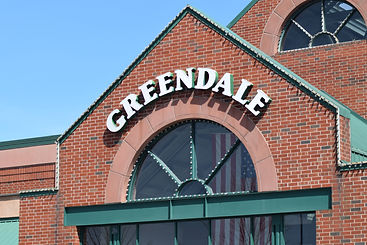 The Greendale Mall