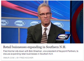KeyPoint Partners' VP of Research Bob Sheehan Appears on WMUR's NH Business
