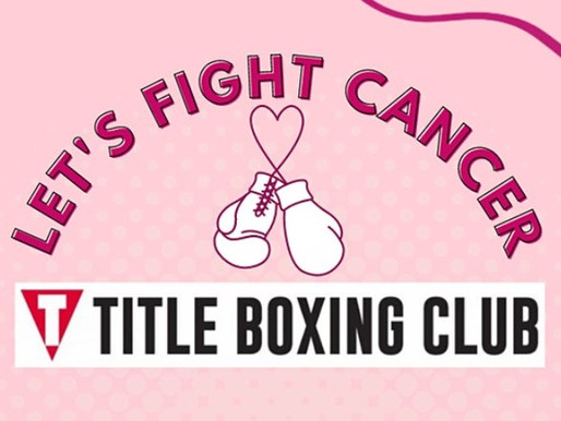 TITLE Boxing Club Littleton Breast Cancer Awareness Class