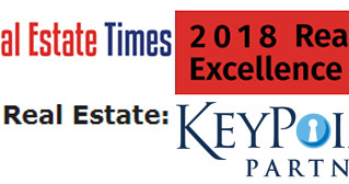 KeyPoint Partners recognized for excellence in retail real estate by the Boston Real Estate Times