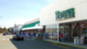 Reny's Store Opening, Wells Plaza, Wells, ME