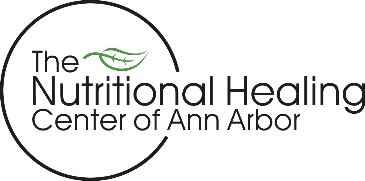 The Nutritional Healing Center of Ann Arbor logo - click to visit website